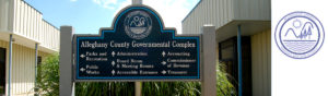 Governmental Complex Sign