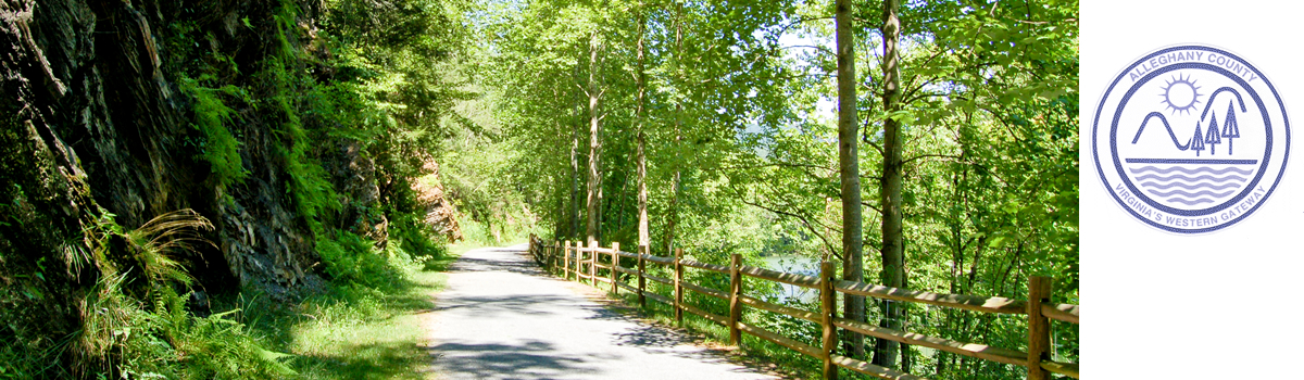Alleghany County Virginia - Jackson River Scenic Trail