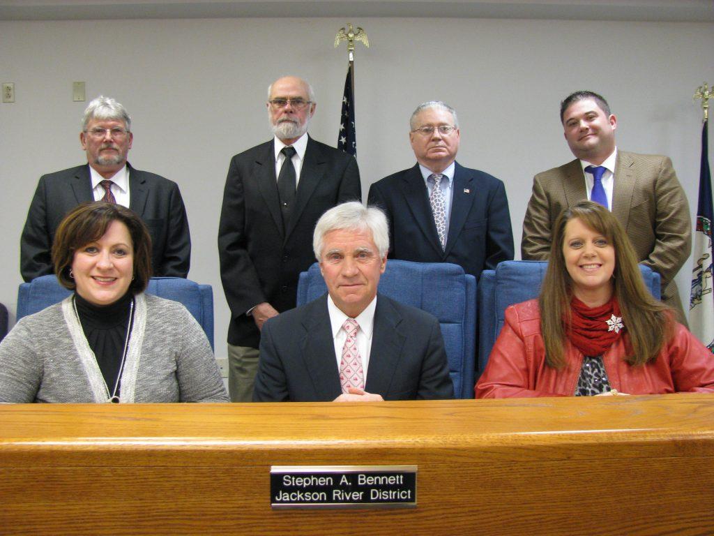 Alleghany County Virginia Board of Supervisors 2015