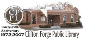 Alleghany County VA Clifton Forge Public Library