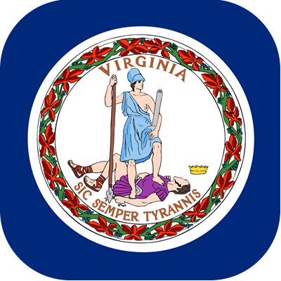 Official website for the State of Virginia.