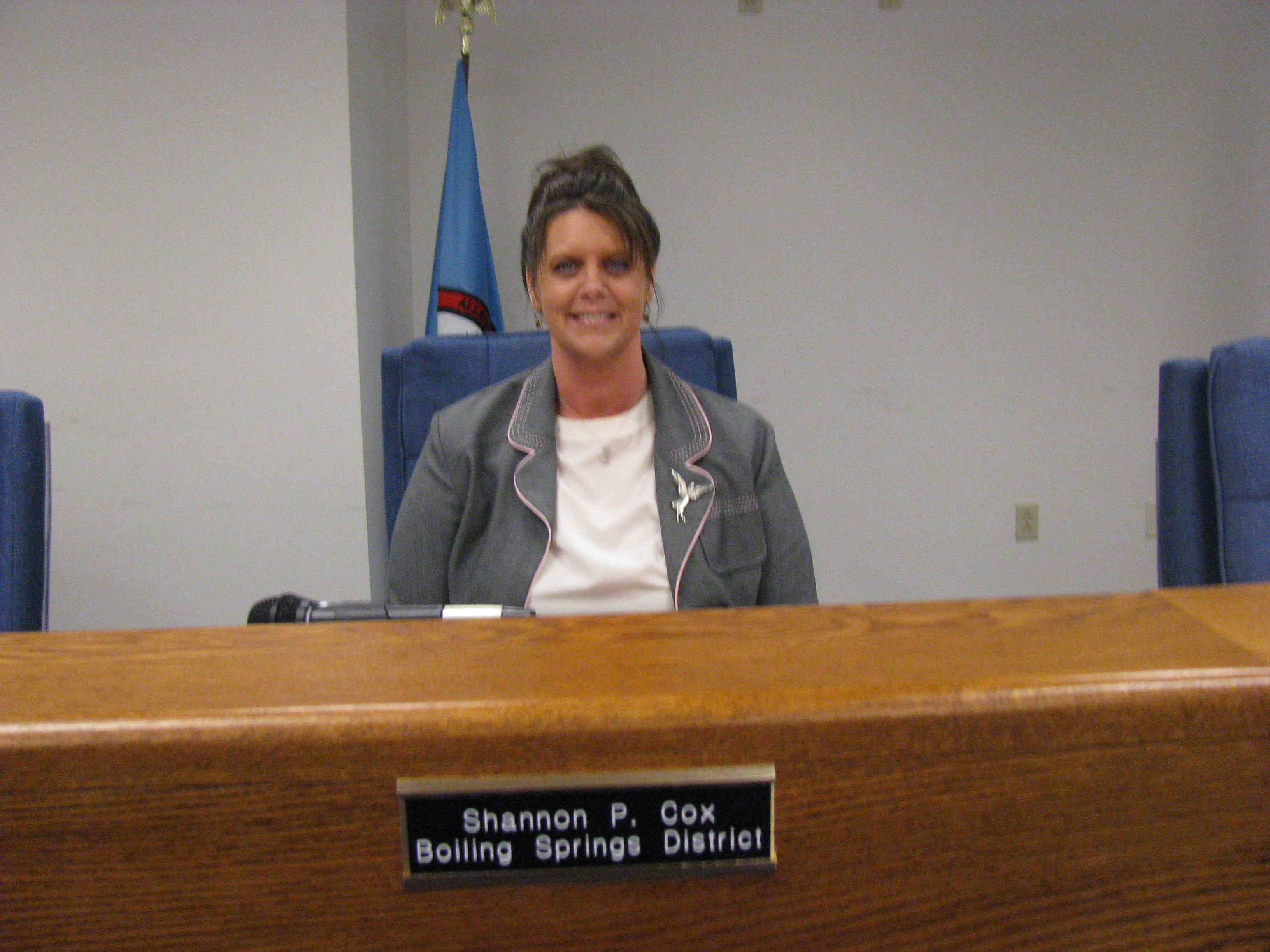 Alleghany Co VA Board of Supervisors Member - Shannon P. Cox