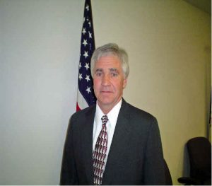 Alleghany Co Va. Board of Supervisors Member - Steve Bennett, Jackson River District