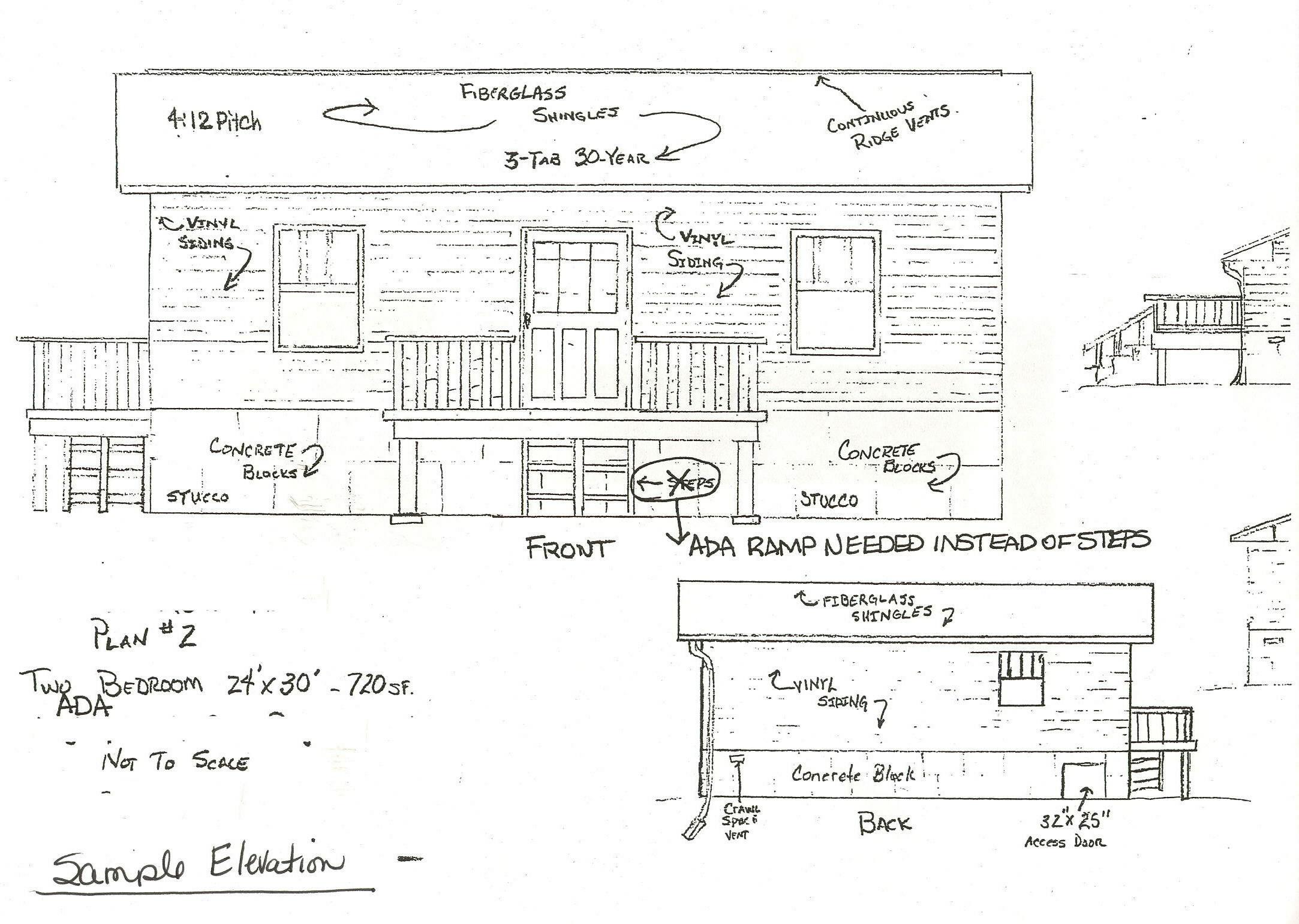 Sample residential garage/shop drawings | city of milwaukie oregon.