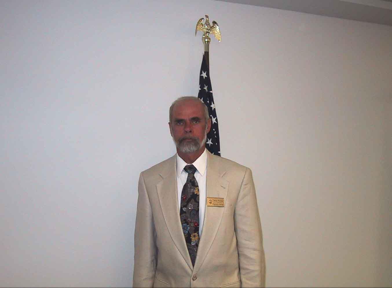 Alleghany Co VA Board of Supervisors Member - Cletus Nicely